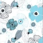 флора.голубой