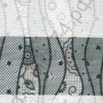 кружево(серый)